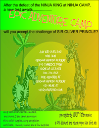 Epic Adventure Camp 2012